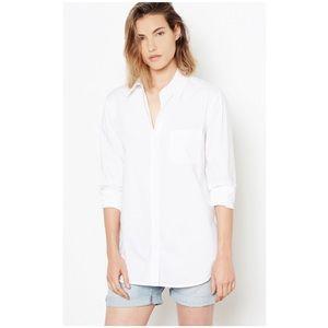 EQUIPMENT Women's Kenton Cotton Shirt Size S